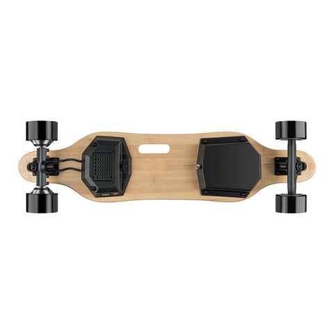 Enskate Bamboard R2 Electric Skateboard bottom deck