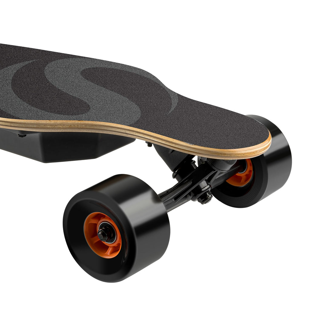 Enskate Bamboard R2 Electric Skateboard front nose view