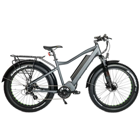 Eunorau 1000W FAT-HD Electric Bike side