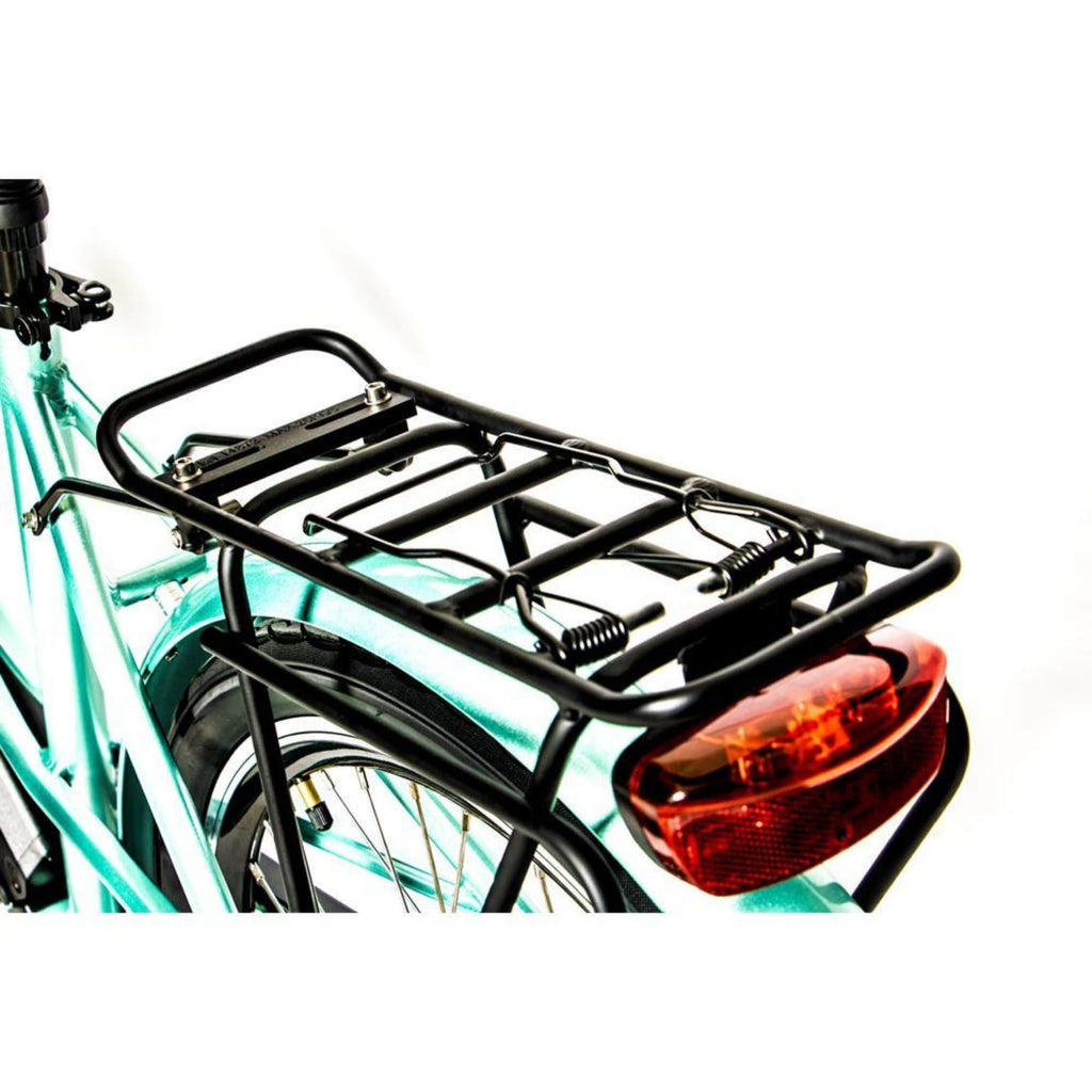 Eunorau E-Torque Step Through Electric Bike rear rack