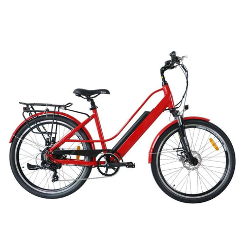 Image of Eunorau E-Torque Step Through Electric Bike side