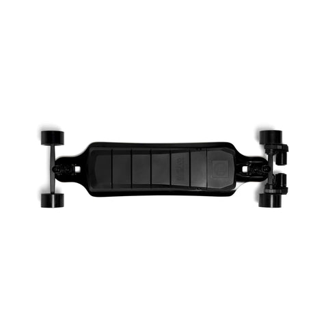 Image of Evolve Bamboo GTR 2 in 1 Electric Skateboard streets battery bottom