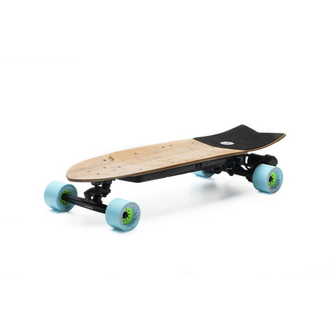 Evolve Stoke Electric Skateboard blue