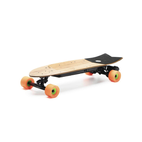 Evolve Stoke Electric Skateboard orange