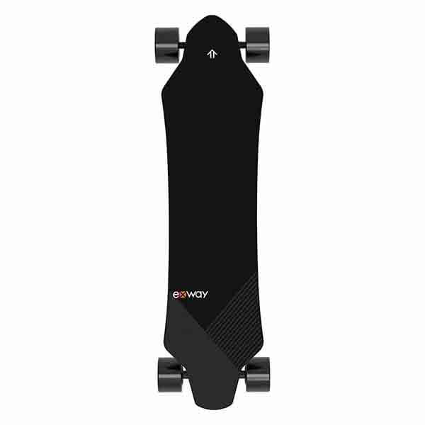 Exway X1 Pro Riot Electric Longboard Top View