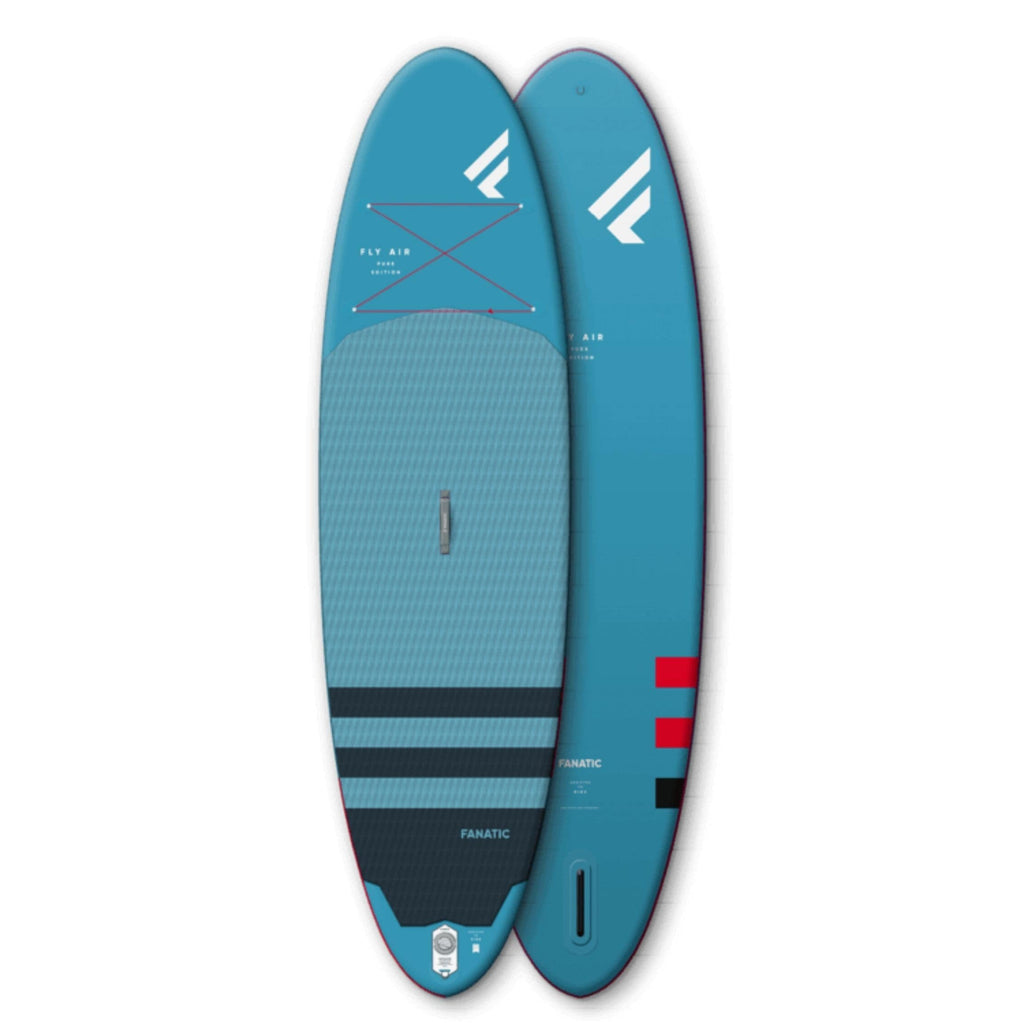 Fanatic Fly Air Inflatable SUP front view