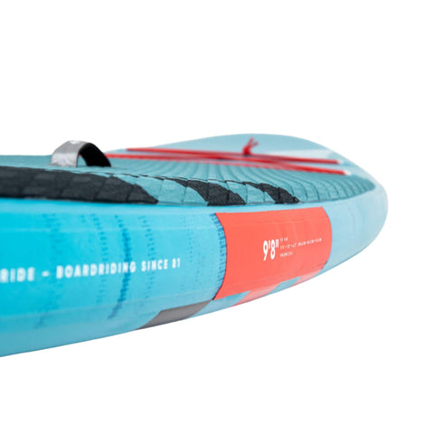 Fanatic Fly Air Inflatable SUP side angle
