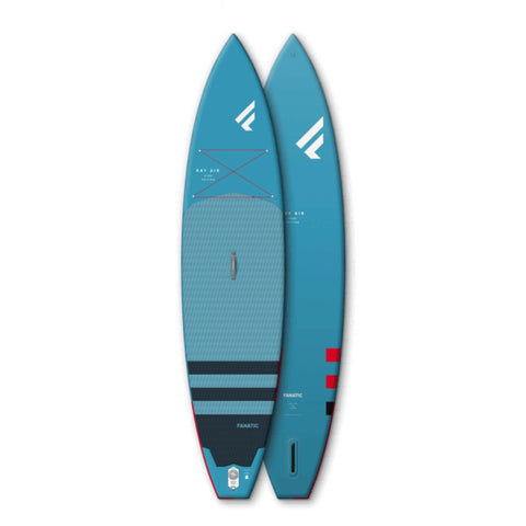 Fanatic Ray Air Inflatable SUP front view