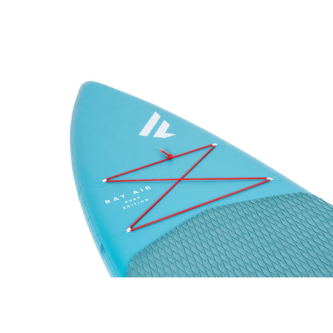 Fanatic Ray Air Inflatable SUP nose close up