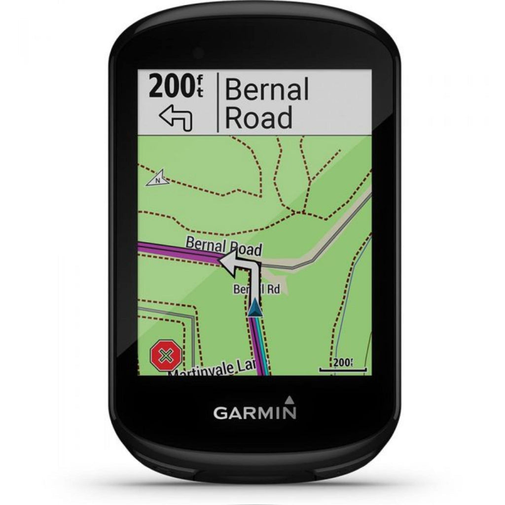 Garmin Edge 530 Bike Computer map