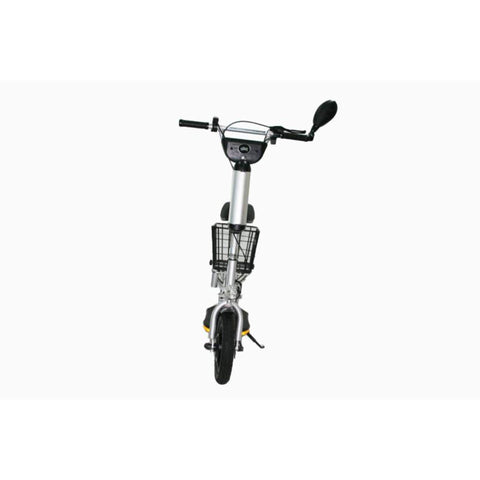 Image of Glion Balto Electric Scooter front basket