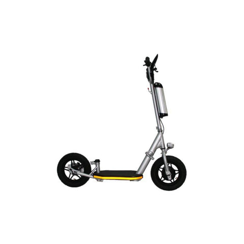 Image of Glion Balto Electric Scooter side angle
