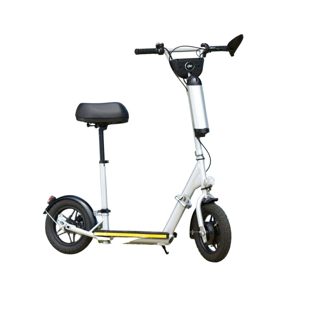 Glion Balto Electric Scooter side view