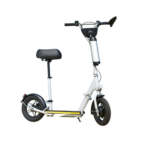 Image of Glion Balto Electric Scooter side view