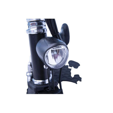 Image of Glion SnapnGo Electric Scooter front light