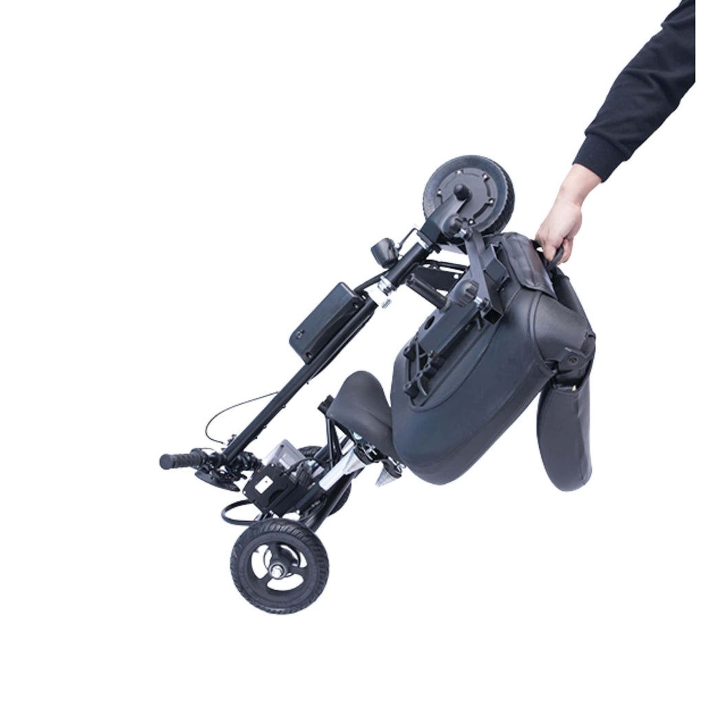 Glion SnapnGo Electric Scooter wheely