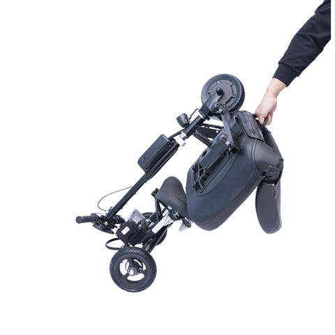 Image of Glion SnapnGo Electric Scooter wheely