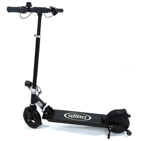 Glion Dolly Foldable Electric Scooter side angle