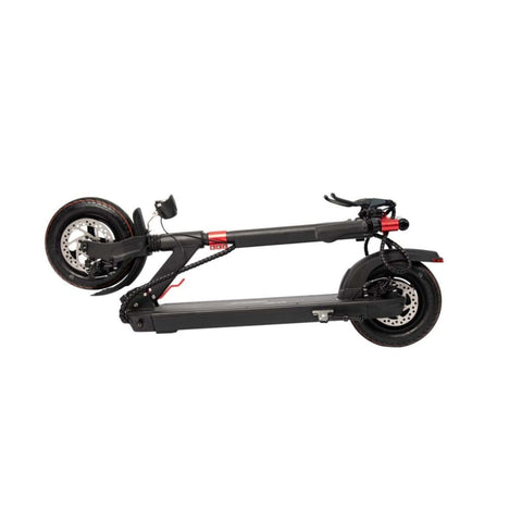 Image of GreenBike X3 Electric Scooter Folding View