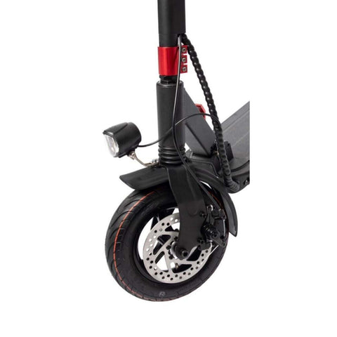 Image of GreenBike X3 Electric Scooter Wheel View