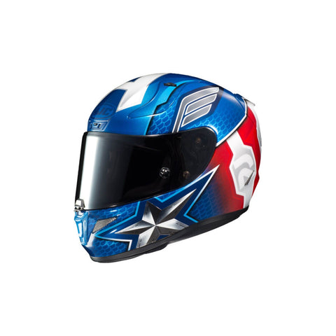Image of HJC RPHA 11 Pro Captain America side
