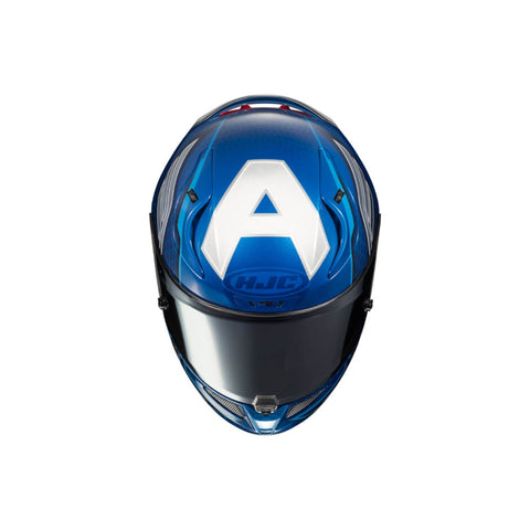 Image of HJC RPHA 11 Pro Captain America top