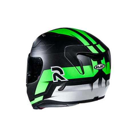 Image of HJC RPHA 11 Pro Fesk green rear
