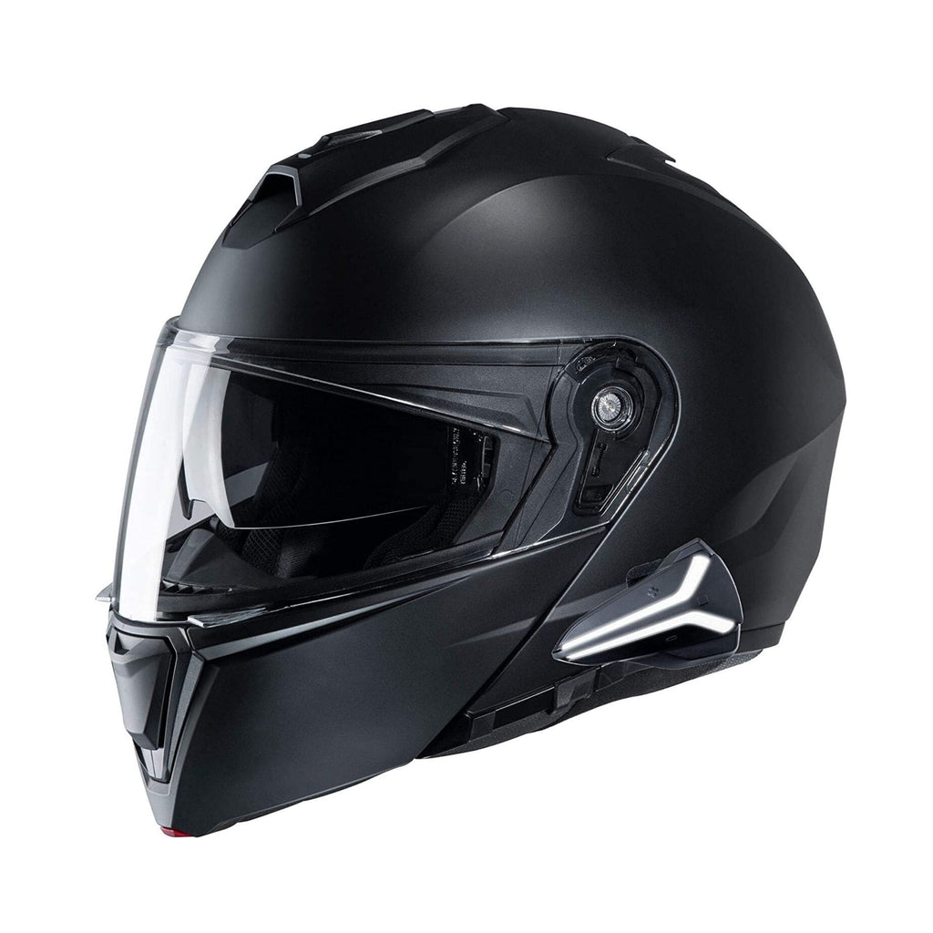 HJC Smart black helmet