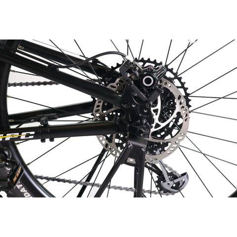 Image of HPC Recon Foldable Electric Bike spokes