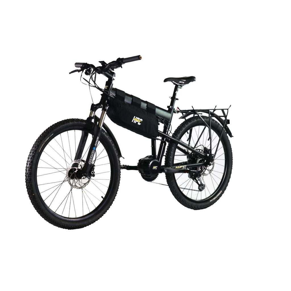 HPC Recon Foldable Electric Bike angled