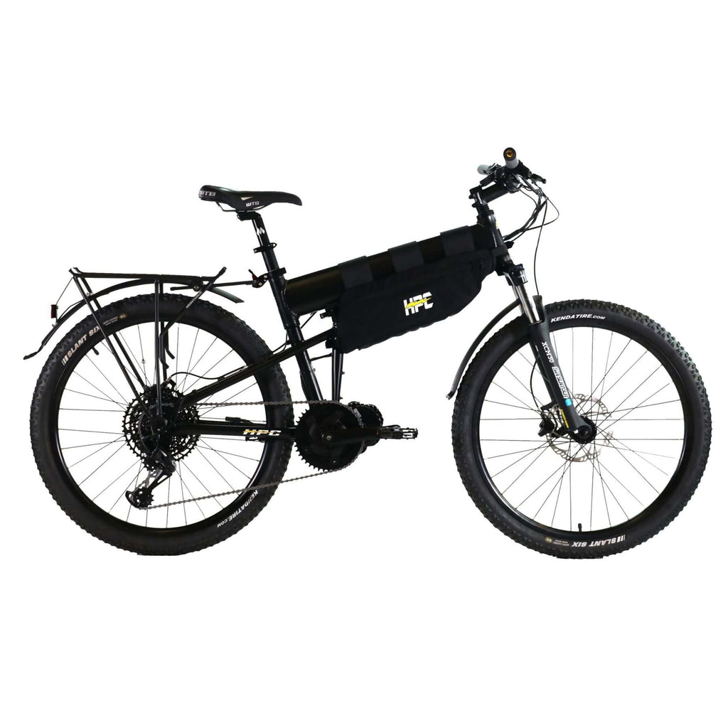 HPC Recon Foldable Electric Bike right side