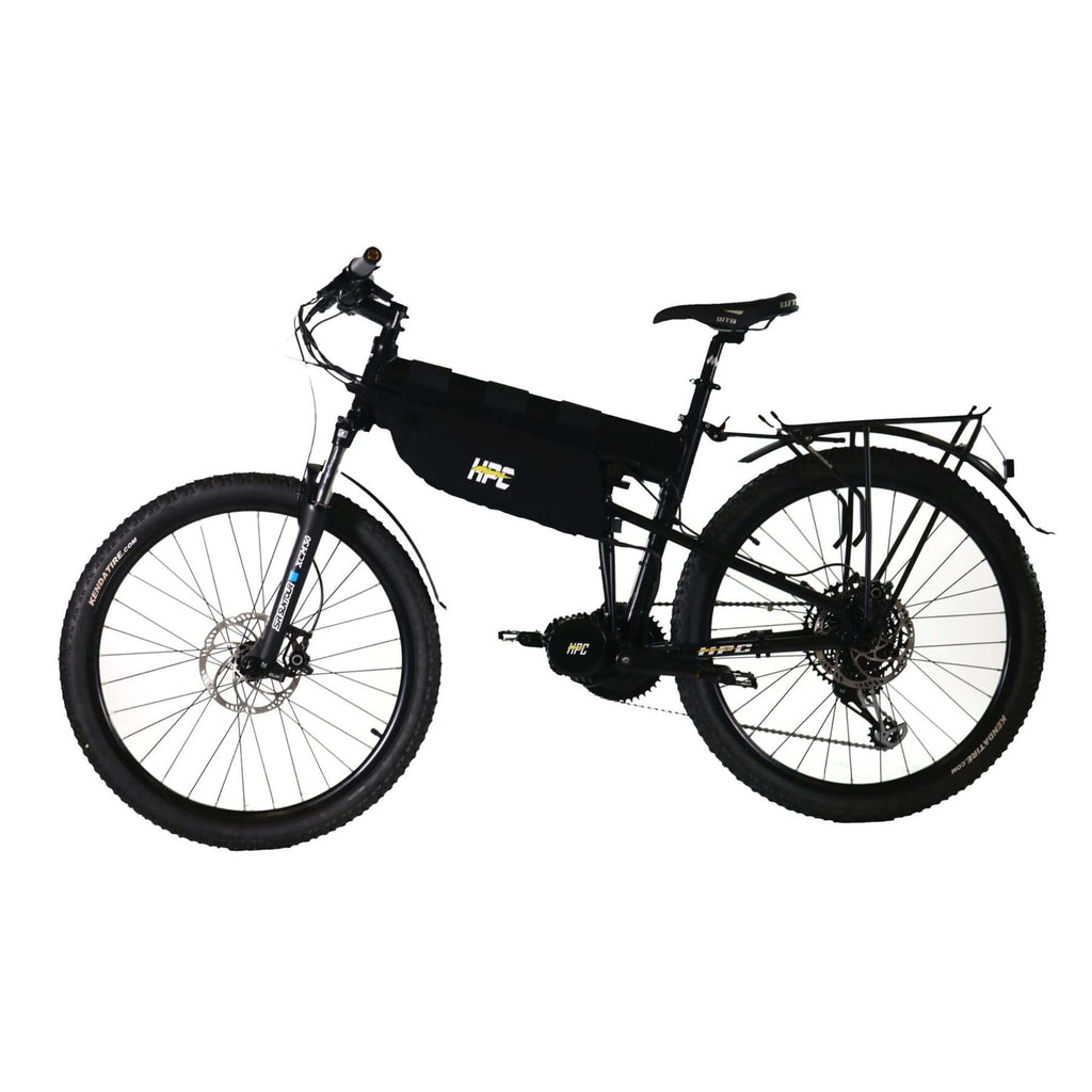 HPC Recon Foldable Electric Bike left side