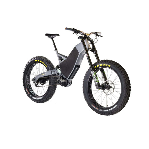 HPC Revolution AT Electric Bike gray angled