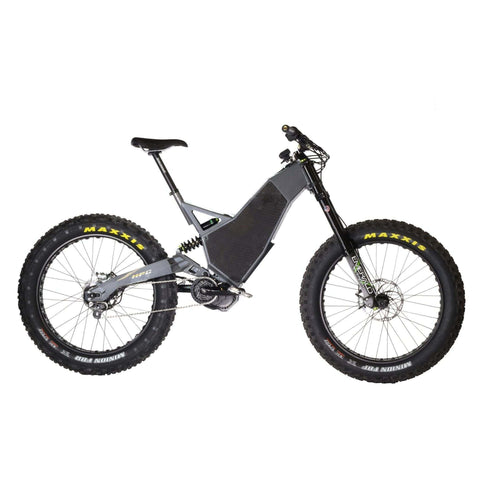Image of HPC Revolution AT Electric Bike gray right side