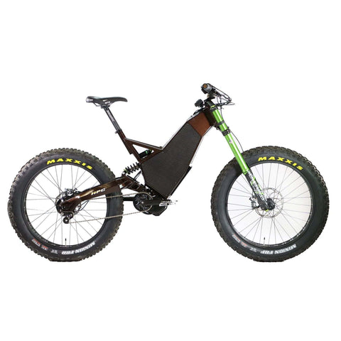 HPC Revolution AT Electric Bike gray side