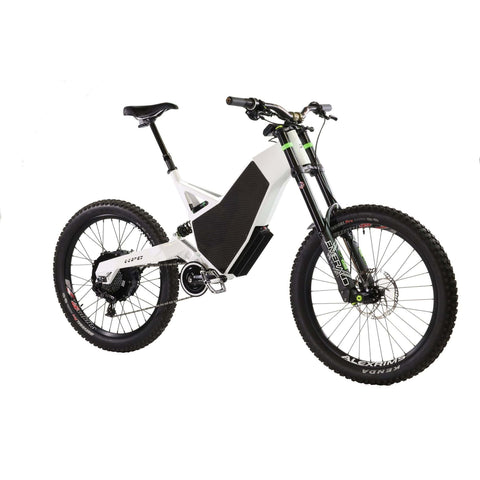 Image of HPC Revolution X Electric Bike angled