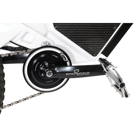 Image of HPC Revolution X Electric Bike pedal