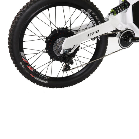 Image of HPC Revolution X Electric Bike wheels