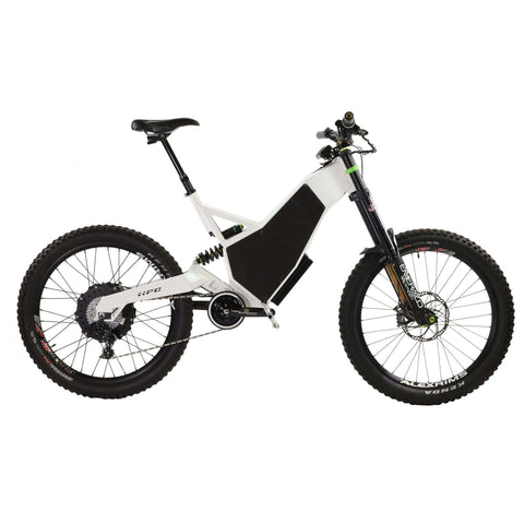 Image of HPC Revolution X Electric Bike side