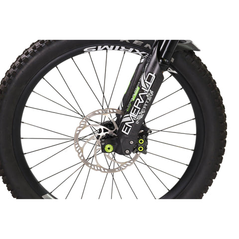 Image of HPC Revolution X Electric Bike fat tire