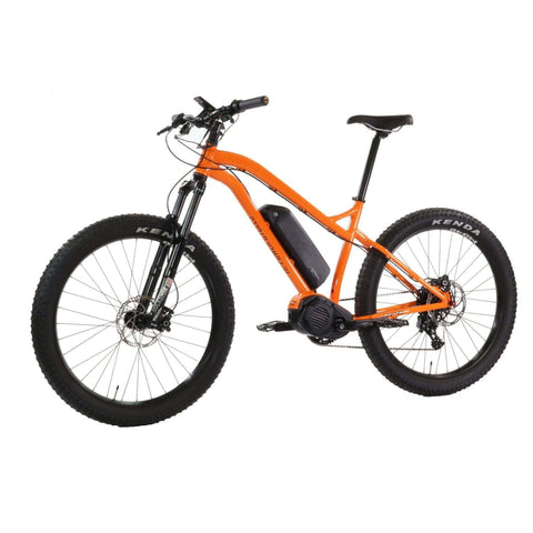 Image of HPC Scout Electric Bike angled