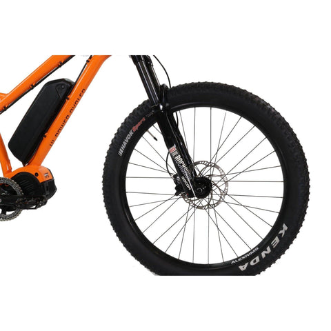 Image of HPC Scout Electric Bike front wheel