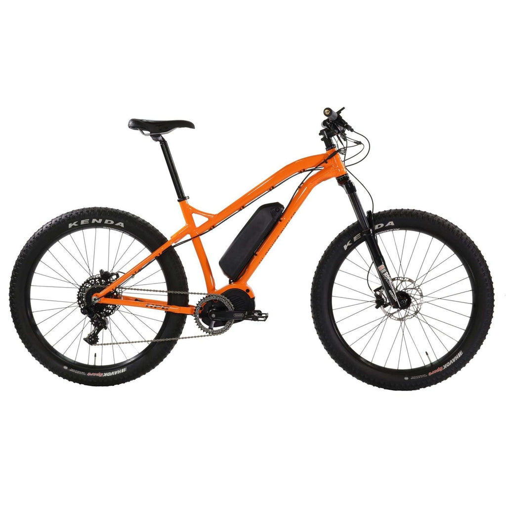HPC Scout Electric Bike right side