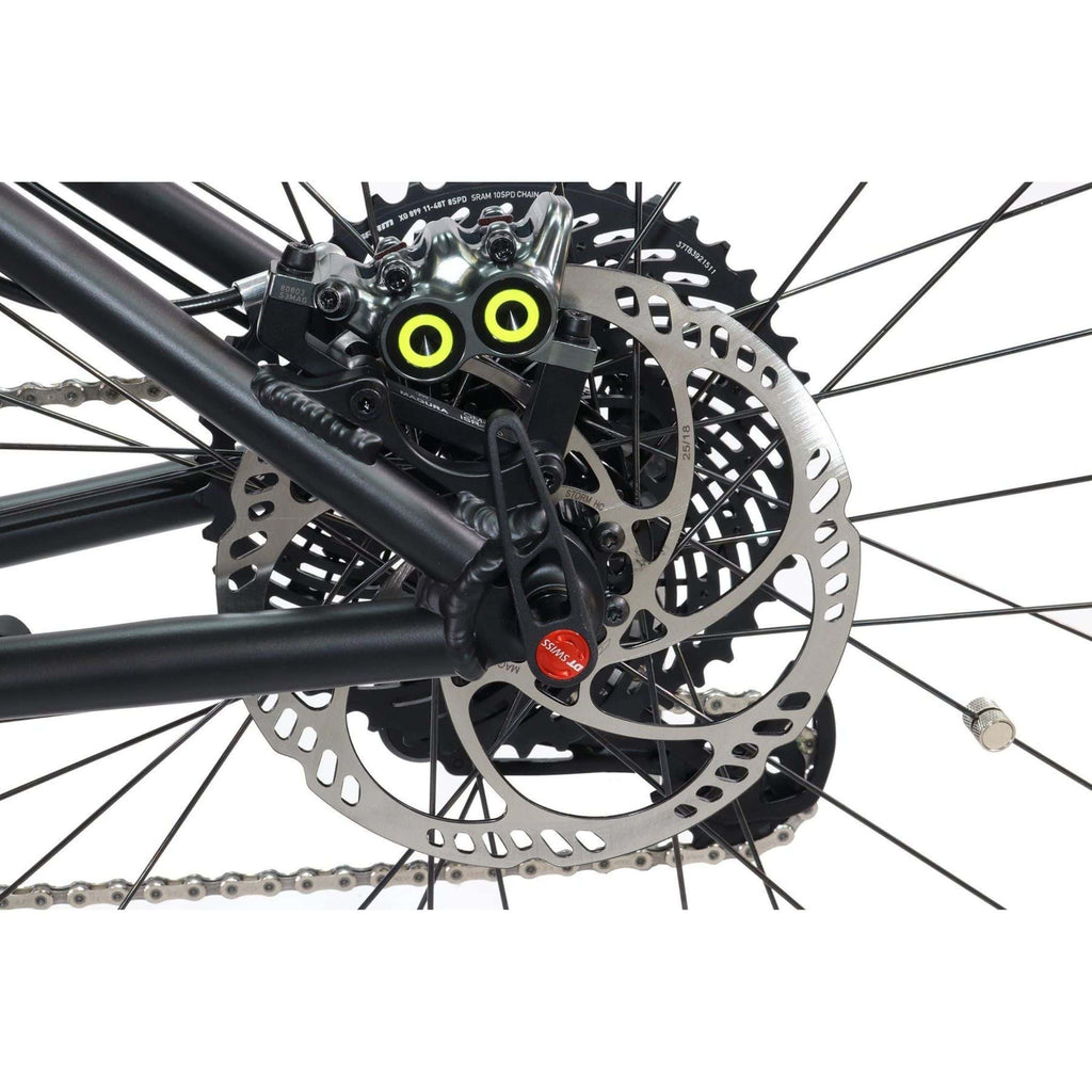 HPC Scout Pro Electric Bike brakes