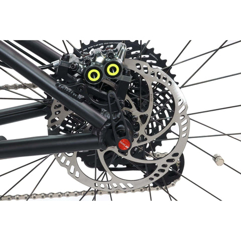 Image of HPC Scout Pro Electric Bike brakes
