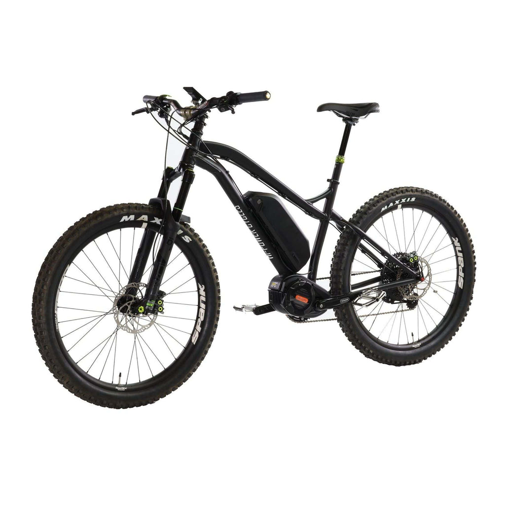 HPC Scout Pro Electric Bike angle