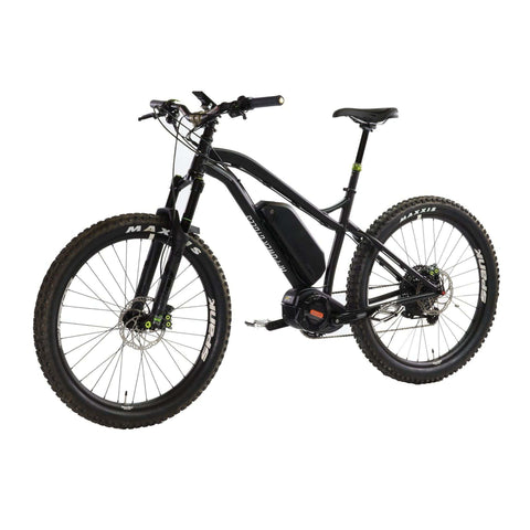 Image of HPC Scout Pro Electric Bike angle