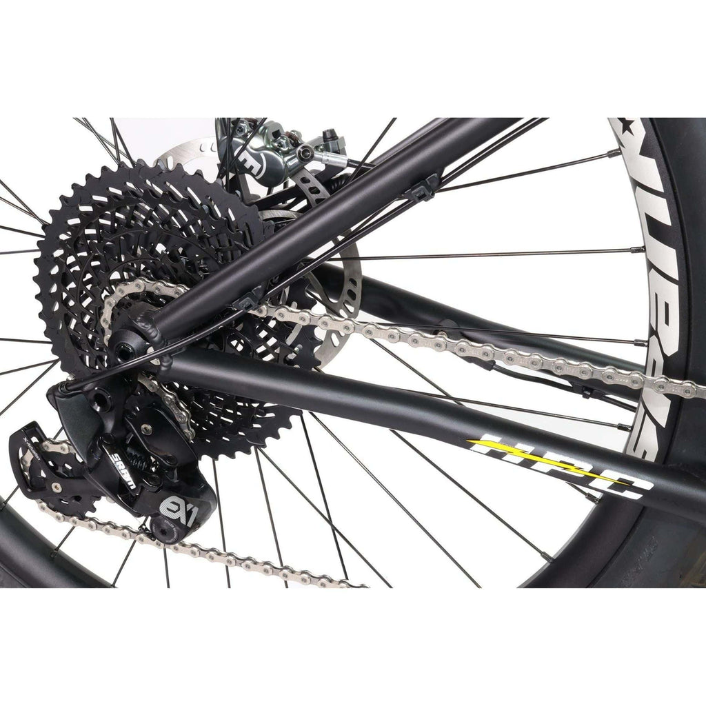 HPC Scout Pro Electric Bike rear chain