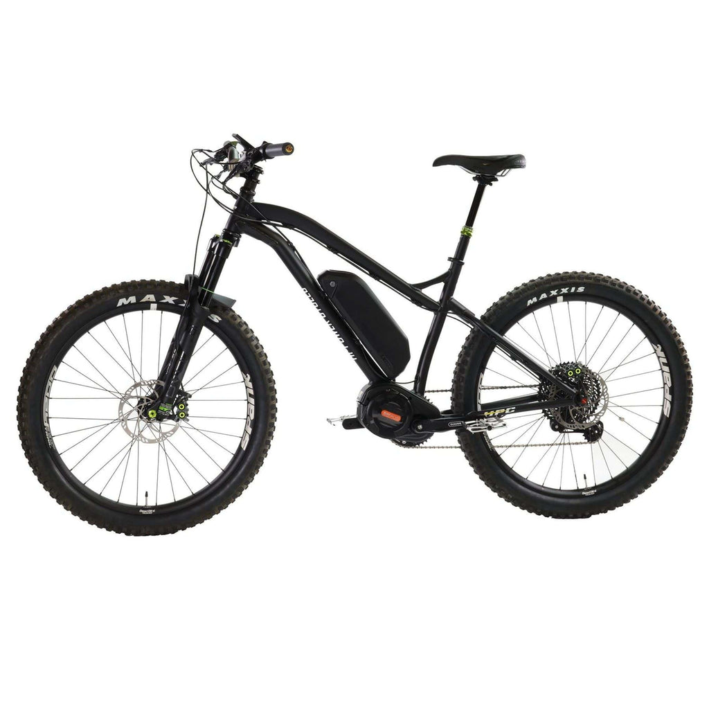 HPC Scout Pro Electric Bike left side