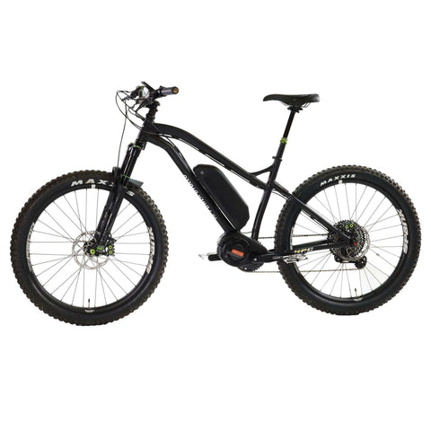 Image of HPC Scout Pro Electric Bike left side